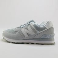 New Balance 復古休閒鞋 公司正品 WL574OAA 女款 粉藍【iSport愛運動】