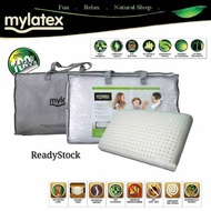 [READY STOCK] Mylatex 100% Natural Latex Pillow Neck Care & Support by Aerofoam HB109 (High 15 cm)
