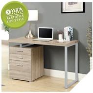 書桌【YUDA】康迪仕 淺木色 寫字桌/工作桌/電腦桌 J9S 548-2