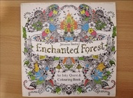 Small Size Enchanted Forest Coloring Books (Ready Stock)