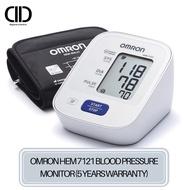 Omron Blood Pressure HEM 7121