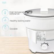 เดียวกัน Multi-Function พับไฟฟ้าเตาไฟพกพา Home หม้อหุงข้าวสำหรับเดินทาง ร้อนหม้อกระทะไฟฟ้ากาต้มน้ำอุ่นกล่องใส่อาหารเครื่องหนีบปูเครื่องมือ Folding Electric Skillet Kettle Heated Food Container Heated Lunch Box Cooker Portable Hot Pot Cooking