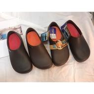 固特異止滑強化廚師鞋 Q彈厚底廚師鞋