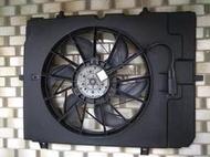 賓士 BENZ W210 E240 E320 E200 M112 原廠引擎電子風扇 #05