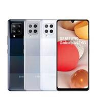 SAMSUNG Galaxy A42 5G (6G/128G) 智慧型手機★贈空壓殼+玻璃保護貼+VOOC 手機支架+毛氈布環保杯套★