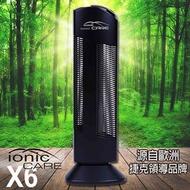 Ionic-care X6 防霧霾免濾網空氣淨化機 清靜機 黑色 6+