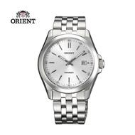 【ORIENT 東方錶】ORIENT 東方錶 OLD SCHOOL系列 復古風石英錶 鋼帶款 - 41.0 mm(SUND6003W)