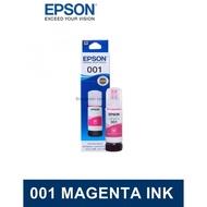 [Original] Epson 001 C13T03Y300 MagentaInk for L4160 L4150 L6160 L6170 L6190 Printers C13T03Y3 T03Y3
