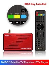 Mini satellite receiver tv decoder fta Tuner DVB-S2 receiver satellite Finder Receptor
