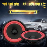 ❆¤5/6/8/10 inch universal subwoofer car audio speaker modified full range