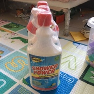 好市多 ozkleen浴廁清潔劑(清新柑橘香)shower power