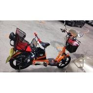 可愛馬電動自行車(鋰電池)