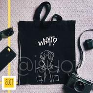 SB19 What Album - Individual Tote Bag