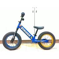 Strider 兒童滑步車 平衡車 進階版充氣胎