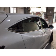 小七的車庫 HONDA 2016 HRV H-RV 專用 車窗飾條 車窗下飾條 6P 台北 汽車精品