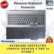 Keyboard PROTECTOR For LENOVO IDEAPAD 5 PRO 16 COOSKIN