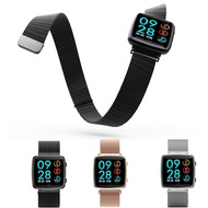 Monitor Watch Rate Heart Blood Monitor Watch Colorful Smart Pressure Fitness