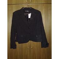 3件套全新英國名牌Light & Dark羊毛外套+裙+背心/羊毛/肩44長62寬54/84 *36/肩40長70寬52