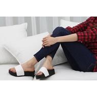 🌸【正韓】✈️ 現貨 Ollie編織拖鞋(厚底) / 正韓 後底拖鞋 編織拖鞋