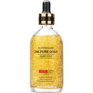 [紐西蘭代購小瑜]澳洲 TheraLady Pure Gold Ampoule 24k 大金瓶 安瓶100ml