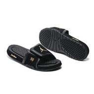 Air Jordan Hydro 2 Retro 喬丹拖鞋 2代 大碼 AJ 男鞋 NIKE拖鞋 黑金 705163