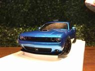 1/18 AUTOart Dodge Challenger 392 Hemi Shaker 71742【MGM】