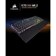 CORSAIR K70 MK2 RGB 茶軸