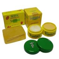 TEMULAWAK CREAM & WIDIA TEMULAWAK SOAP PACKAGE H ORIOLO PINK TEMULAWAK CREAM BLINK BLINK SUPER