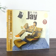 Best/genuine Jay First/1 Sheets Album Jay Chou:jay Cd Jay Name