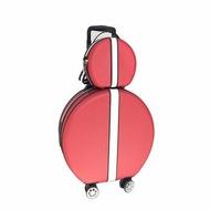 เกาหลี Retro ผู้หญิงกระเป๋าเดินทางแบบลากชุด Spinner น่ารักกระเป๋าเดินทาง18นิ้ว Cabin กระเป๋าแบบมีรหัสล้อ