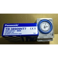 【國際牌】TB38909NT7定時器 110/220V 停電補償300小時 定時器 多段定時器