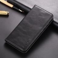 เคสฝาพับ Samsung Galaxy A32 A02s A12 S20 FE 5G | A42 5G | Note 20 Ultra - Note 20 | M31 M21 A31 A10s A30 A30s A50s A51 A71 A70 A80 M30S หนังแท้ Leather Wallet Case (ของพร้อมส่ง)