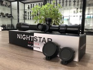 Hunting Riflescope Night Star  NS4-16x42 FFP first focal plane with Illumination for PCP for Airgun