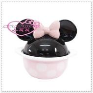小花花日本精品♥ Hello  Kitty  米妮 陶瓷燉鍋砂鍋 泡麵鍋 土鍋 鍋子11086208