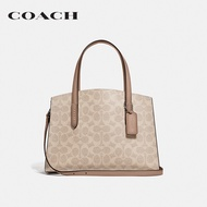 COACH Charlie Carryall 28 in Signature Canvas CO32749 LHPVT กระเป๋าถือ