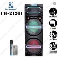 AVCROWNS CH-21201 PORTABLE SPEAKER