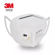 (Ready Stock) 3M 9501V+ N95 PARTICLE RESPIRATOR FACE MASK WITH VALVE PM2.5