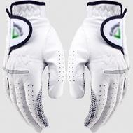 高爾夫男士手套 進口golf小羊皮超強防滑高爾夫手套 男款真皮手套