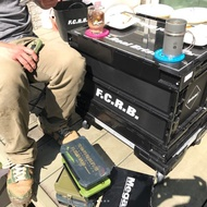 【台灣現貨】 純黑素面摺疊箱 露營 居家 折疊收納箱