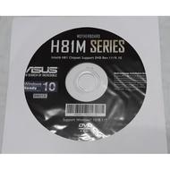 華碩 H81M-E H81M-K A68HM-E 主機板驅動程式光碟 全新未拆