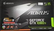 [已售出]AORUS GTX 1080 Ti Xtreme Edition 11G(二手)