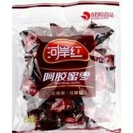 阿膠蜜棗 河岸紅 阿胶 無核蜜棗 大包裝1000g 新鮮 代購(319元)