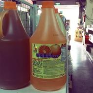 柳橙濃縮果汁柳橙汁2.5kg/飲料原料柳橙糖漿活力舒濃縮果汁糖漿濃糖果露濃縮果汁果醬飲料店冰沙機/冰淇淋/調酒/霜淇淋用