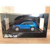 🍄全新🍄豐田 Toyota 新RAV4 5代 LED 迴力車 1:30