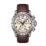 TissotTiansuo Official Authentic ProductsV8Sports Waterproof Timing Luminous Pointer Quartz Belt Watch Men's Watch