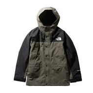The north face 日本限定 NP11834 Mountain light jacket XL號