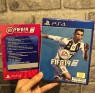 [NEW] PS4 Game - FIFA 19 with Ultimate Team Icons Card (R3)
