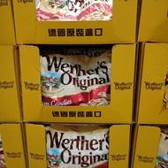 🌋costco代買代購  Werther's 偉特原味鮮奶油糖 1KG