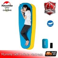 แผ่นรองนอน Naturehike Mummy Self Inflate Ultralight Mattress