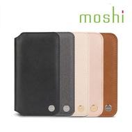 moshi Overture iPhone XS Max XR X 側開卡夾型保護套 防摔 手機殼 保護殼 防摔殼